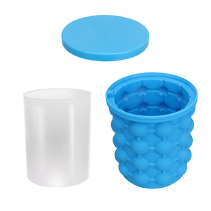 Ice Genie™ - Space Saving Ice Cube Maker - Sick Stuff