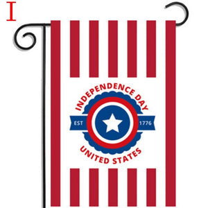 4th of July Garden Flags - Sick Stuff