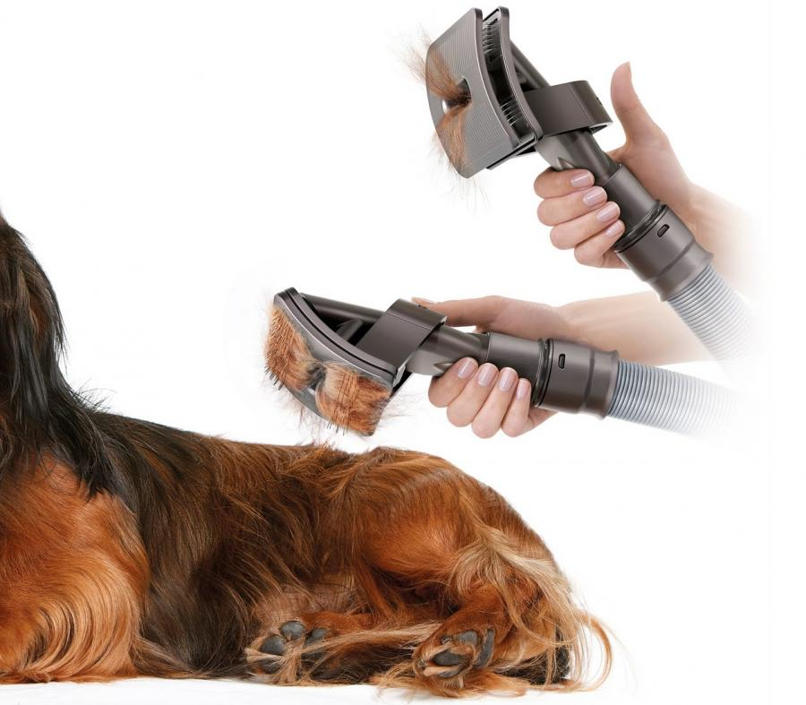 Pet Hair Vacuum Brush