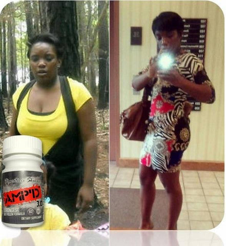 Insane Ampd Bee Pollen Weight Loss Success Story