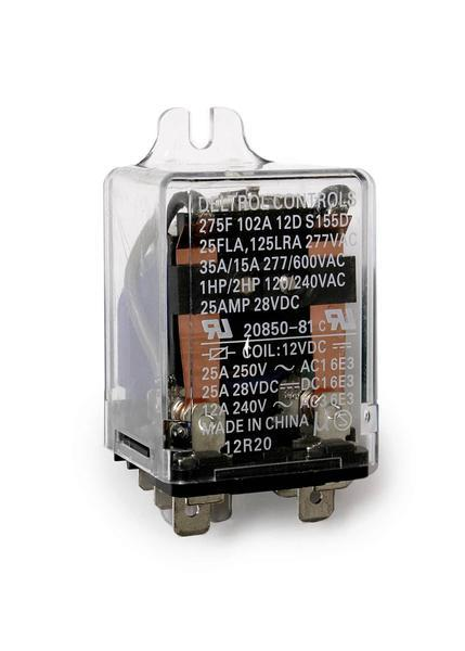 25 Amp Relay (Clear Case)