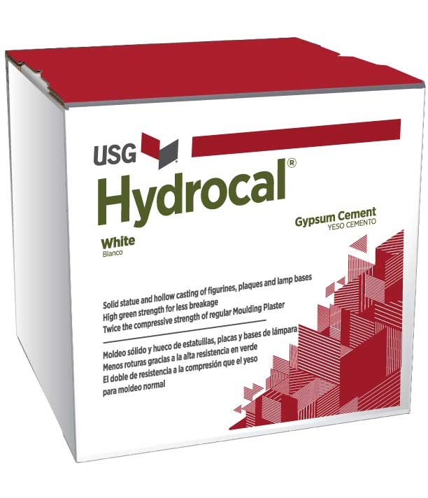 Hydrocal White Plaster