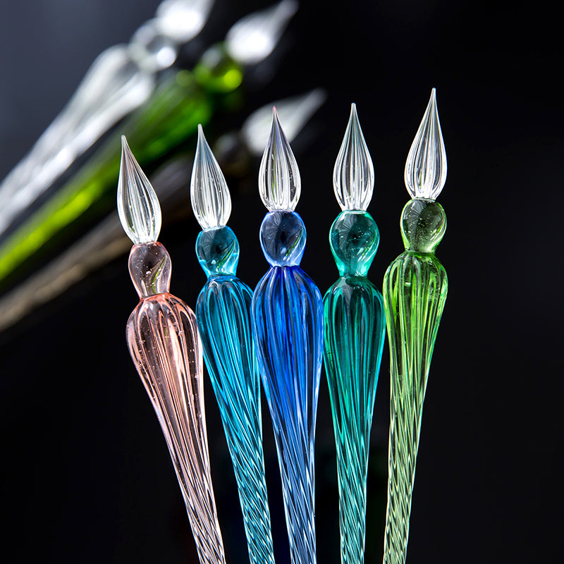 Glass Dip Pens - LFE's Art Studio