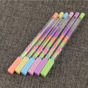 6-in-1 Rainbow Gel Pens - LFE's Art Studio