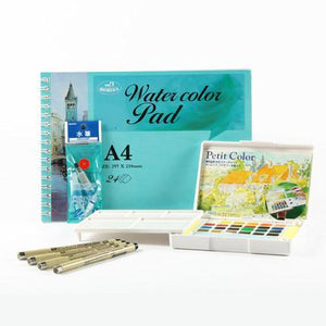 Watercolor Calligraphy Set - LFE's Art Studio