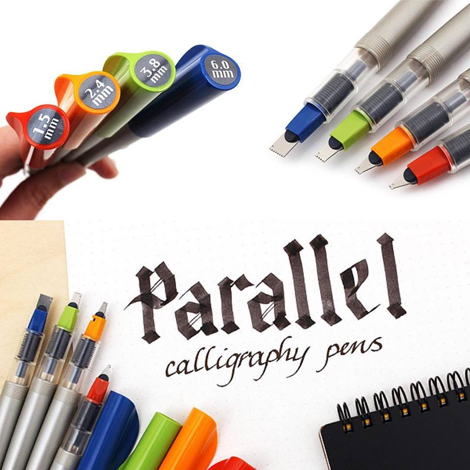 Calligraphy Parallel Pens