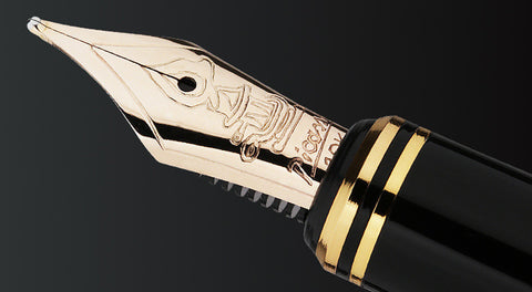 Luxury 10K Gold Picasso Fountain Pen - LFE's Art Studio