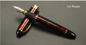 Golden Clip Luxury Fountain Pen - LFE's Art Studio