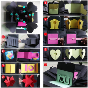 Creative Surprise Gift Box