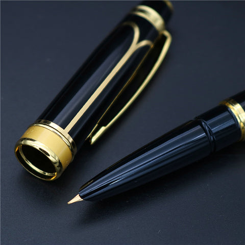 Fine Nib Luxury Fountain Pen (Free Engraving) - LFE's Art Studio