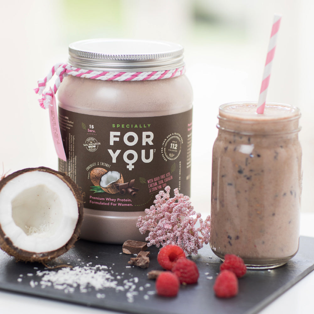 Chocolate and Coconut Flavour (450g Tub)