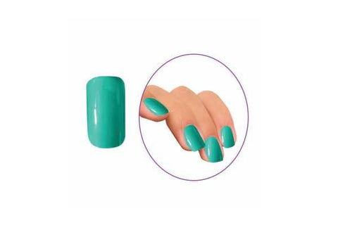Artificial nails - Fashion Color (28 units) - set of 2 pcs