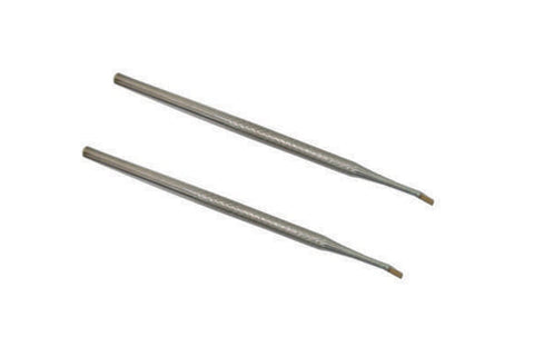 Stainless steel manicure tool for ingrown nail - set of 2 pcs