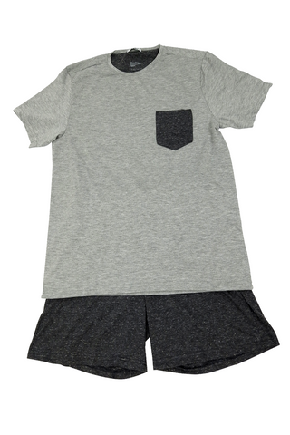 Men's Short Pajama Set