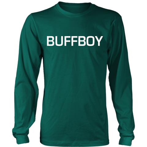 buffboy premium long sleeve