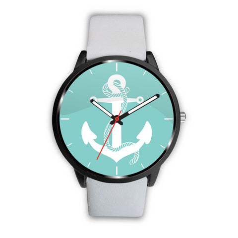 Anchor Tiffany Blue Watch