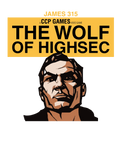 The Wolf of HIGHSEC EVE