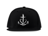 The Anchor Project Snapback Hat