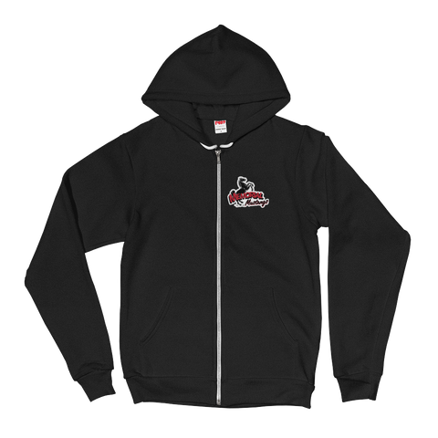 SC Memorial Mustangs Full Zip