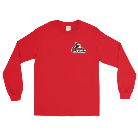 SC Memorial Mustangs Long Sleeve Tee