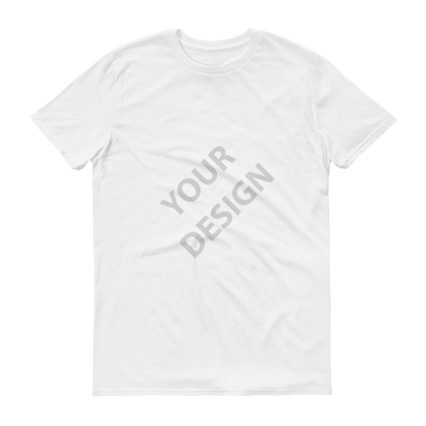 Custom Printed White Tees