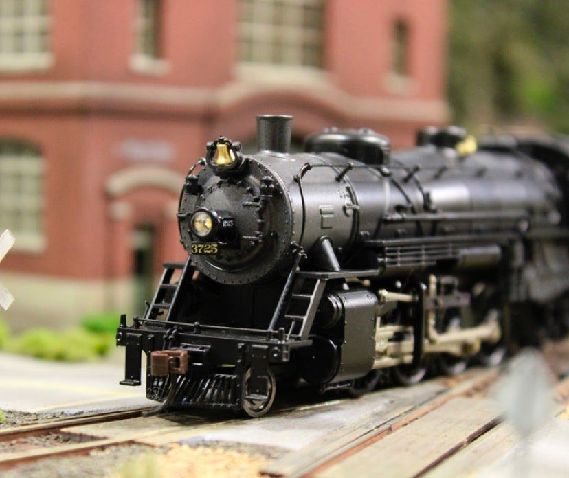 G Scale Steam From LGB!