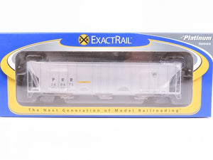 HO ExactRail Platinum EP-81004-9 PRR Pennsylvania 3-Bay Covered Hopper #260675