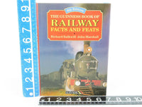 The Guinness Book Of Railway Facts And Feats by R. Balkwill & J. Marshall ©1993 - Model Train Market