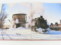 Railroads: An illustrated history of trains by David C. Lustig ©1990 HC Book - Model Train Market