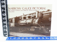 Narrow Gauge Pictorial Volume I Rio Grande Southern and D&RGW Motive Power - Model Train Market