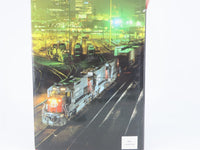The Complete History Of North American Railways by Derek Avery ©1989 HC Book - Model Train Market