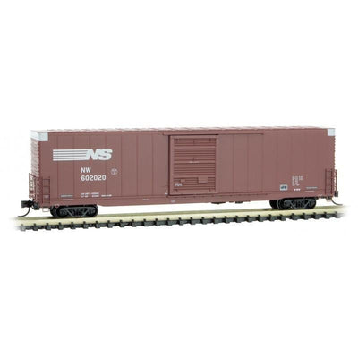 N Scale Micro-Trains MTL 10400070 NS Norfolk Southern 60' Box Car #602020