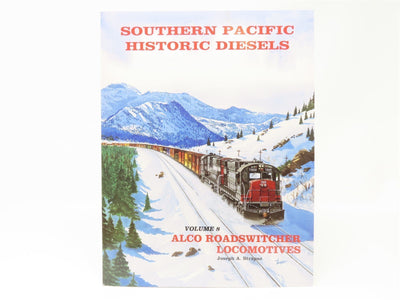 SP Southern Pacific Historic Diesels Volume 8 - Alco Roadswitcher Locomotives