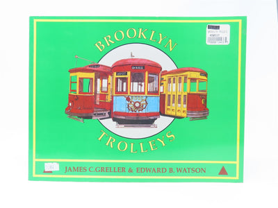 Brooklyn Trolleys by James C. Greller & Edward B. Watson ©1995 SC Book
