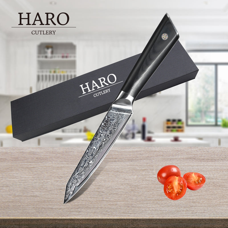 "Haro Cutlery Pacific Series 5"" Utility Knife"