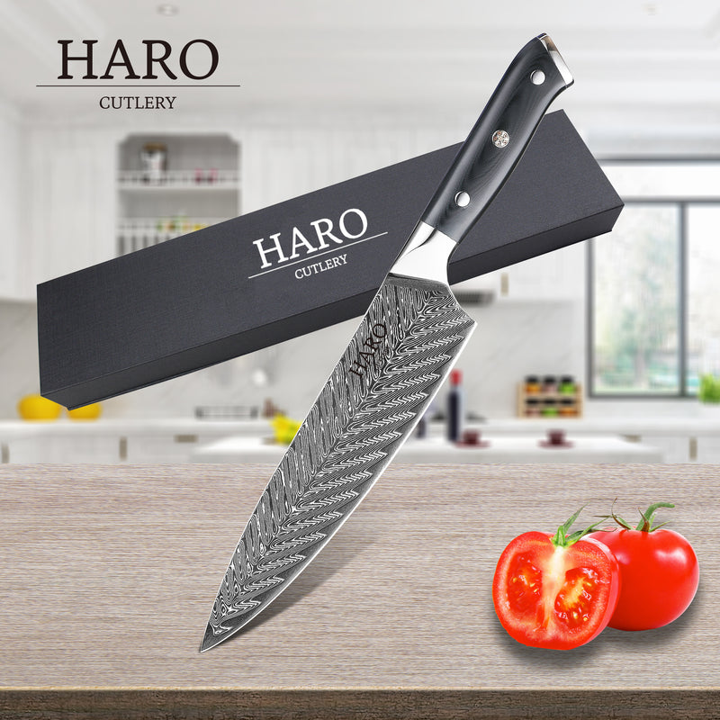 "Haro Cutlery WC 8"" Chef Knife"