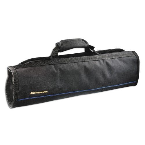 Knife Roll 12 Pocket Black