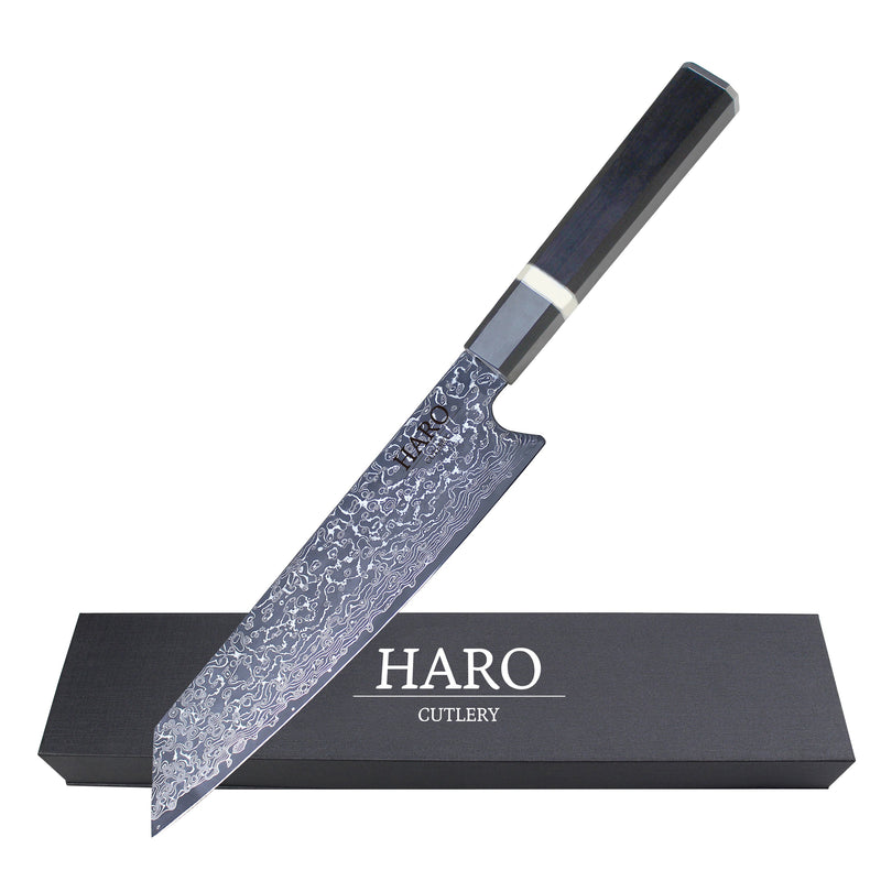 "Haro Cutlery Talon Series 8"" Damascus Chef Knife"