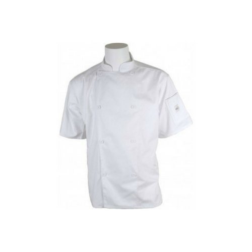 Mellennia Air Unisex Cook Jackets by Mercer