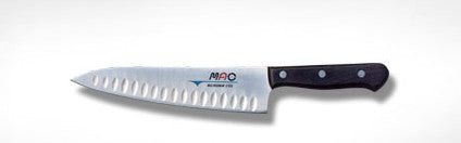 "Mac Chef Series 8"" Dimpled edge Chef's Knife TH-80"