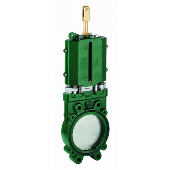 MZ Cast Iron Gate Valve
