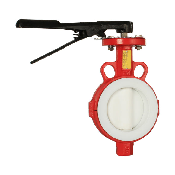 25 Series - Butterfly Valve
