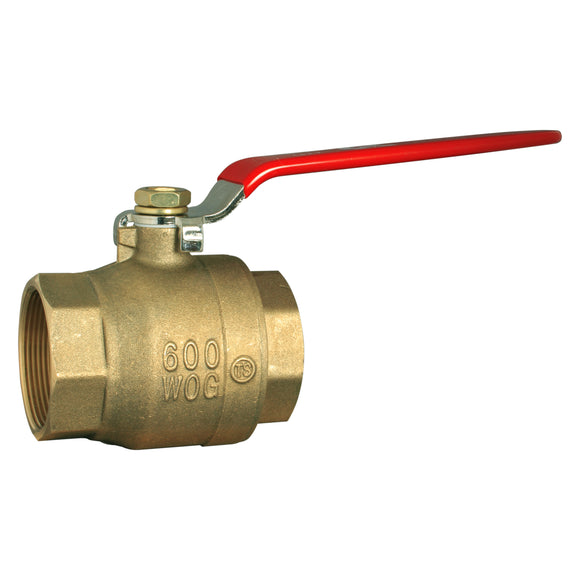 600# Brass Ball Valve
