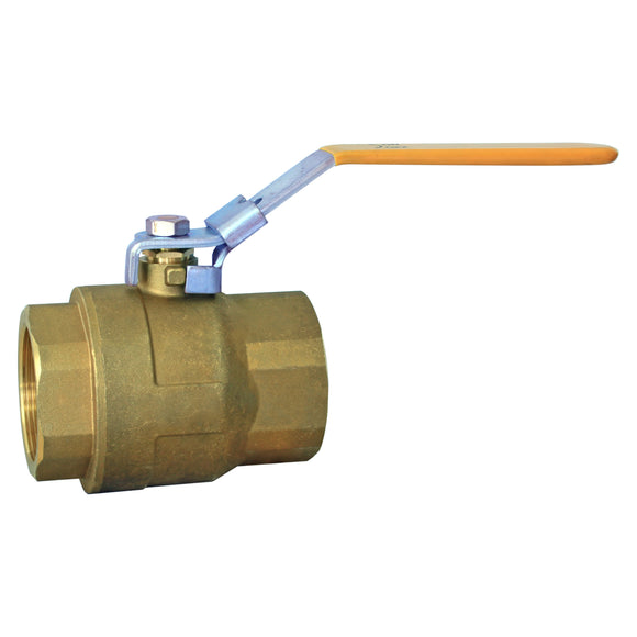 600# Heavy Duty Brass Ball Valve