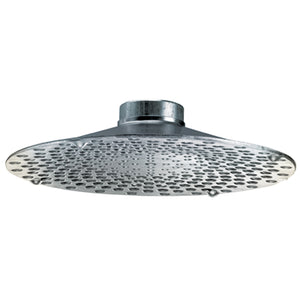 Gladiator Bottom Hole Zinc Plated Steel Strainer with NPT Threads
