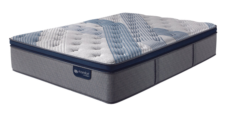 Hybrid Blue Fusion 5000 Cushion Firm Pillow Top