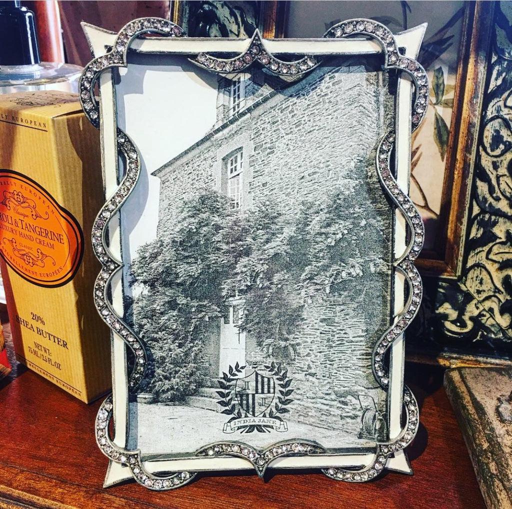 Photograph Jewelled Frame