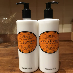 Naturally European Neroli and Tangerine 500ml Body Lotion
