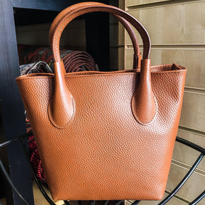 Leather Handbag Italian Leather