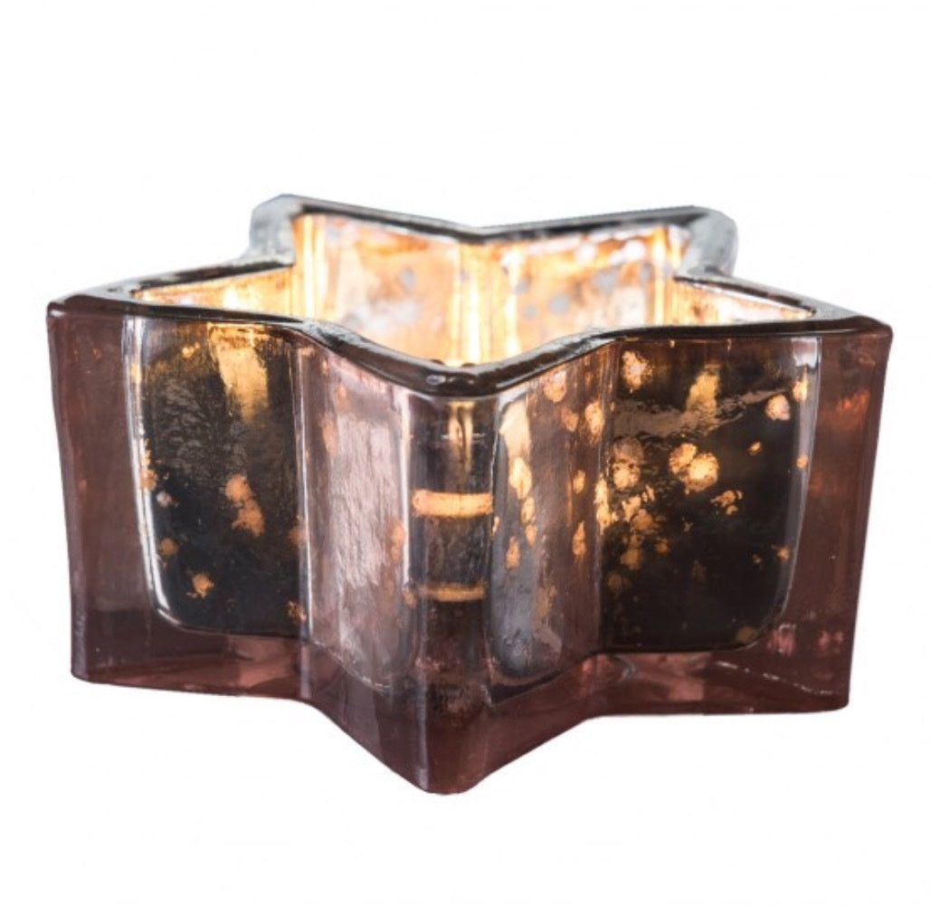 Star Candle Votive